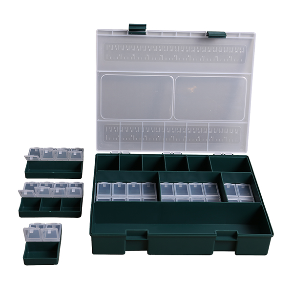 Multi-Function Plastic Lightweight Container Box
