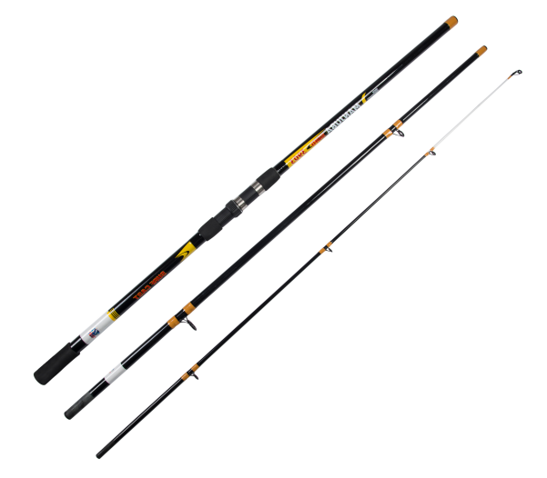 Surf Casting 3 Piece 3.90m Fishing Rod