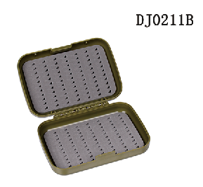 Fly Fishing Fly Classification Wet Beetle Catfish, Trout Bait Container Box