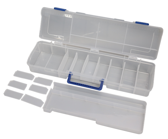 Plastic Multi-Function Fishing Gear Set Box
