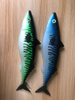 Blue Fishing Baits Mackerel Big Sinking Artificial Lure Big Soft Fish Bass Lure