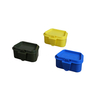 Transparent Plastic Mesh Multi-Function Container Fishing Gear Storage Box