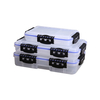 Plastic Container Fishing Gear Box Container Accessories