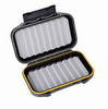 Storage Protective Case Waterproof Two-Sided Plastic Transparent Container Flyfishing Box