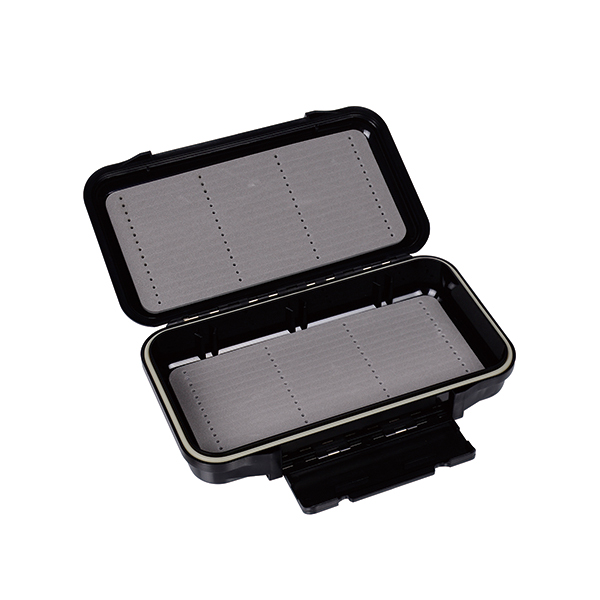 Double-Sided Plastic Waterproof Portable Flyfishing Box