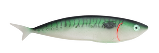 Hot Product for Italy Market Mackerel Soft Fishing Bait