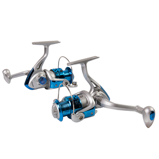 1PC Blue Ultra Smooth Powerful Spinning Fishing Reel