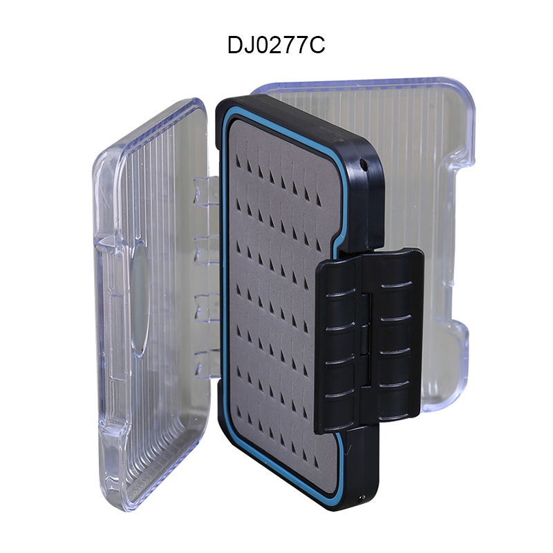 Double-Sided Waterproof Floating Ice Flyfishing Box